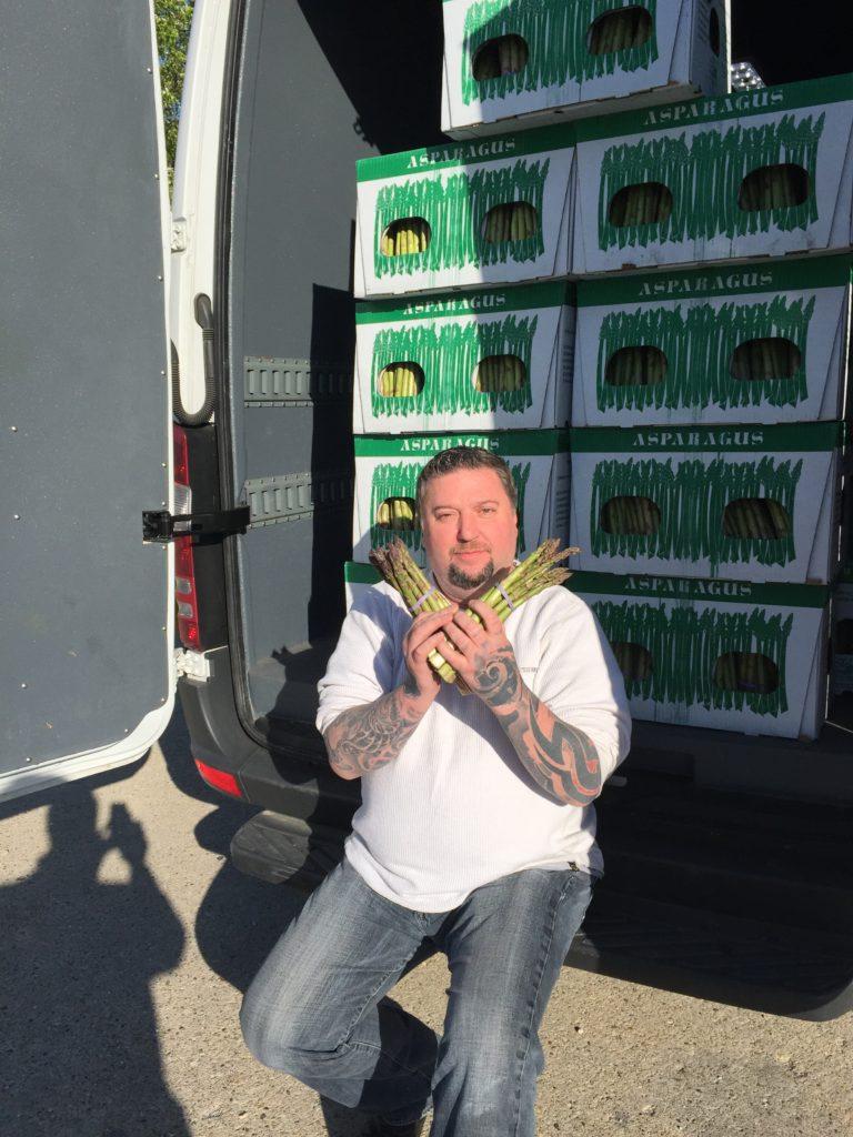 Indiana asparagus